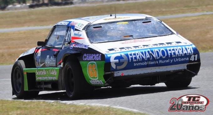 Gustavo Diorio subcampeón del TC Rioplatense