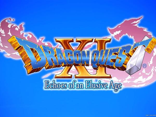 Dragon Quest XI ja ummikon päättymätön matka