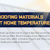 How Different Roofing Materials Impact Home Temperatures #infographic