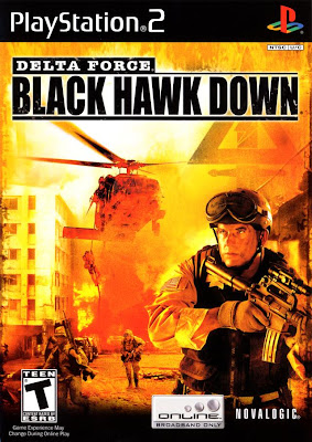 Delta Force - Black Hawk Down (PS2) 2005