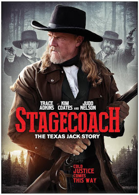 Stagecoach The Texas Jack Story 2016 DVD R2 PAL Spanish