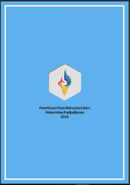 Sampul halaman belakang tugas Catatan Kecil (CKS) Pramuda Mahasiswa UNPAD 2018, library pendidikan