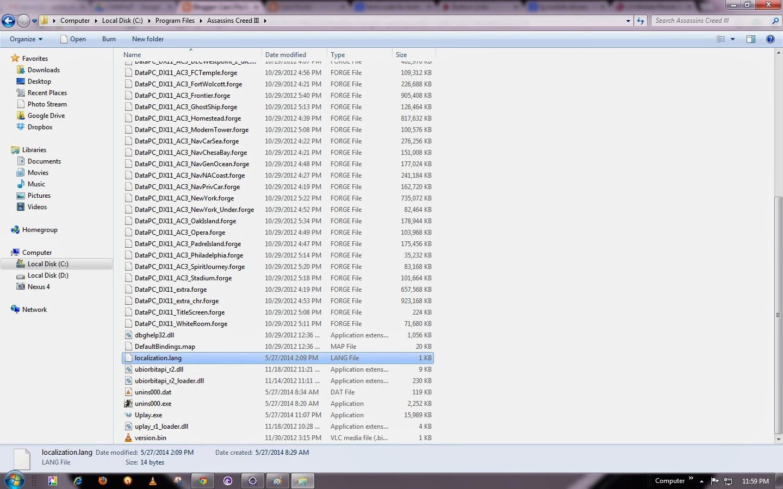 Файл localization lang скачать