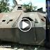 """(Video) Este es el Sand-Cat """"El Gato del Desierto"""", el blindado de la Sedena que hizo correr y durmió a 5 Sicarios de la Tropa del Infierno en Nuevo Laredo"""