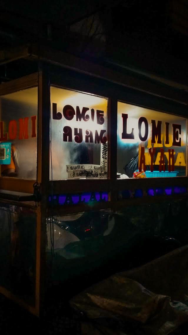 Lomie Ayam Gardujati, Bandung
