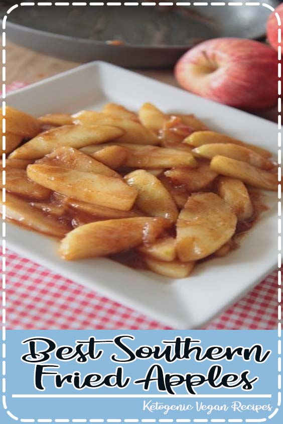 proof way to make the best southern fried apples Best Southern Fried Apples