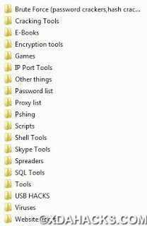 5 GB Hacking Tools New Hacking Tools Of 2018 xdahacks.com