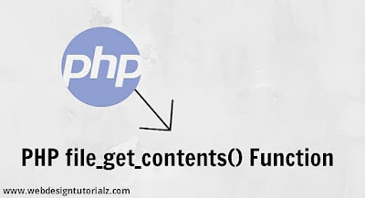 PHP file_get_contents() Function