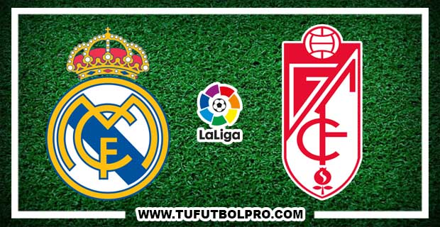 Ver Real Madrid vs Granada EN VIVO Por Internet Hoy 7 de Enero 2017