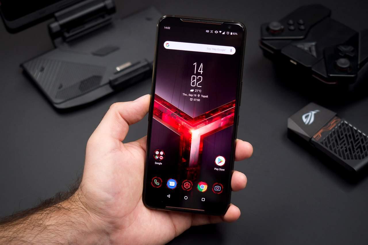 Asus ROG Phone 3 (phonearena.com)
