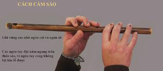 Chia sẻ phương pháp học sáo trúc