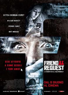 Friend Request (2016) ผีแอดเพื่อน [Soundtrack บรรยายไทย]