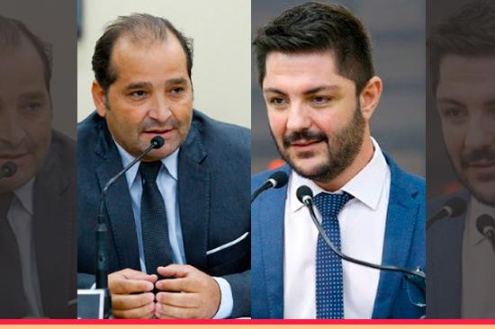 Vereadores William Gentil e Flávio Mantovani – Maringá. Café com Jornalista