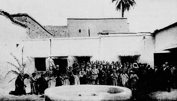 مدرسة التعلم الأهلية بتارودانت .. النواة الأولى لثانوية ابن سليمان الروداني