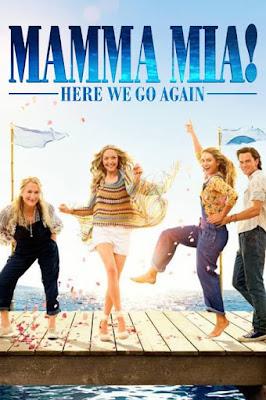Mamma Mia! Here We Go Again (2018) Full Movie   Watch Streaming