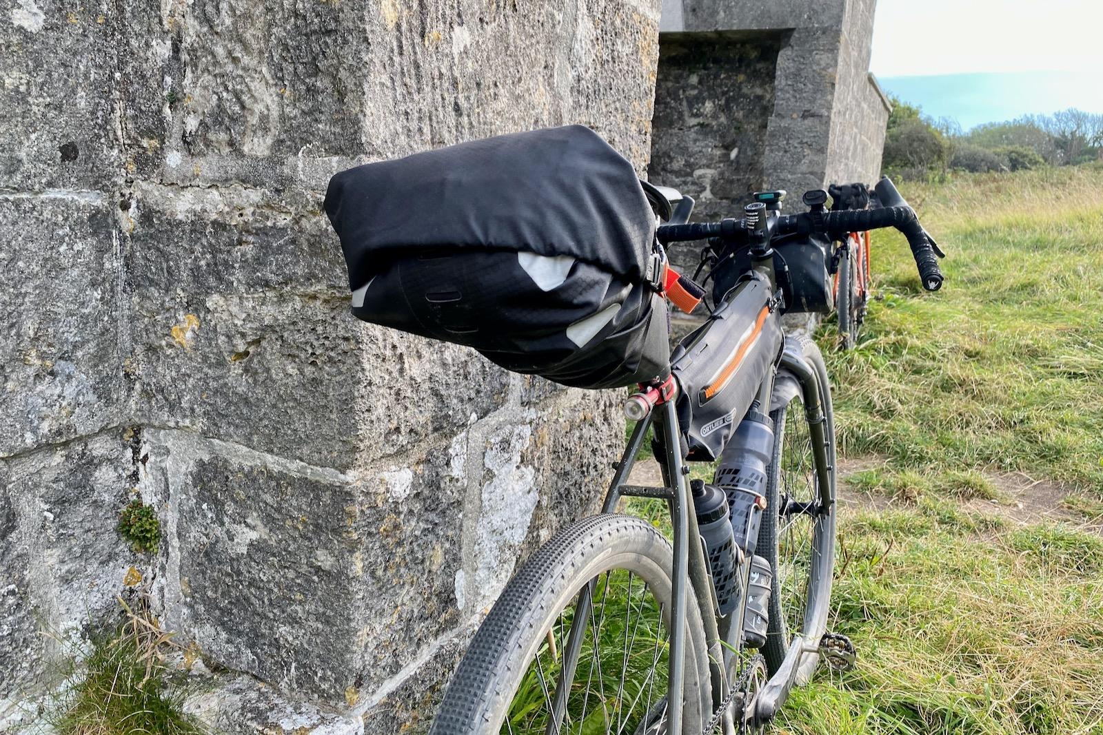 Review Ortlieb Waterproof Bikepacking Seat Pack