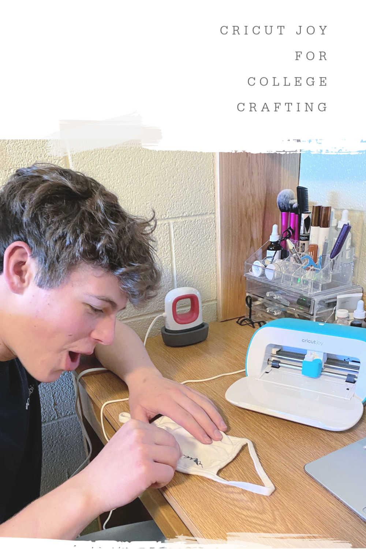 cricut joy college crafting