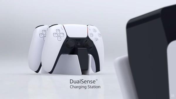 DualSense charging station