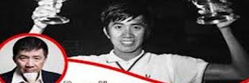 Rudi Hartono (Pebulu Tangkis Pertama Masuk Guinness Book of Records)