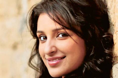 Ad: Parineeti To Endorse Spinz Talc?