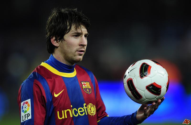 El mejor jugador del mundo 183c50bd8365c