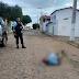 Santa Quitéria registra o primeiro homicídio de 2018