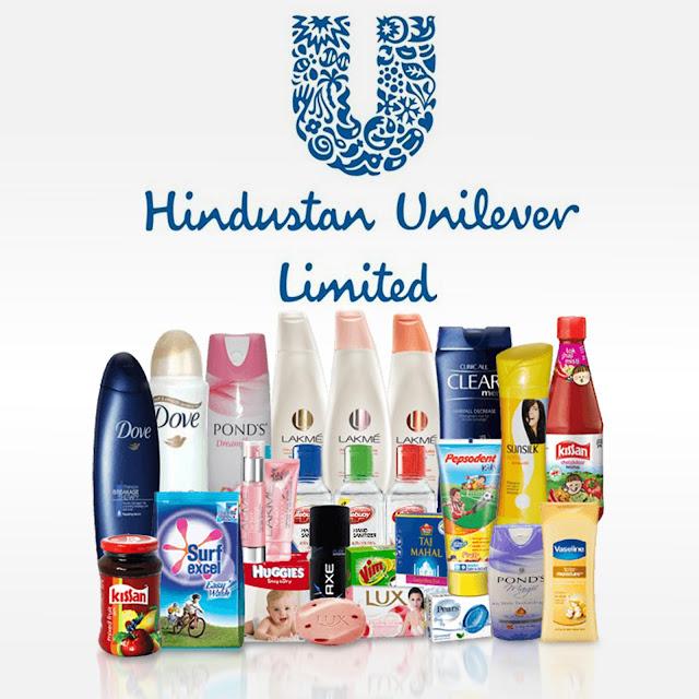 hindustan unilever products