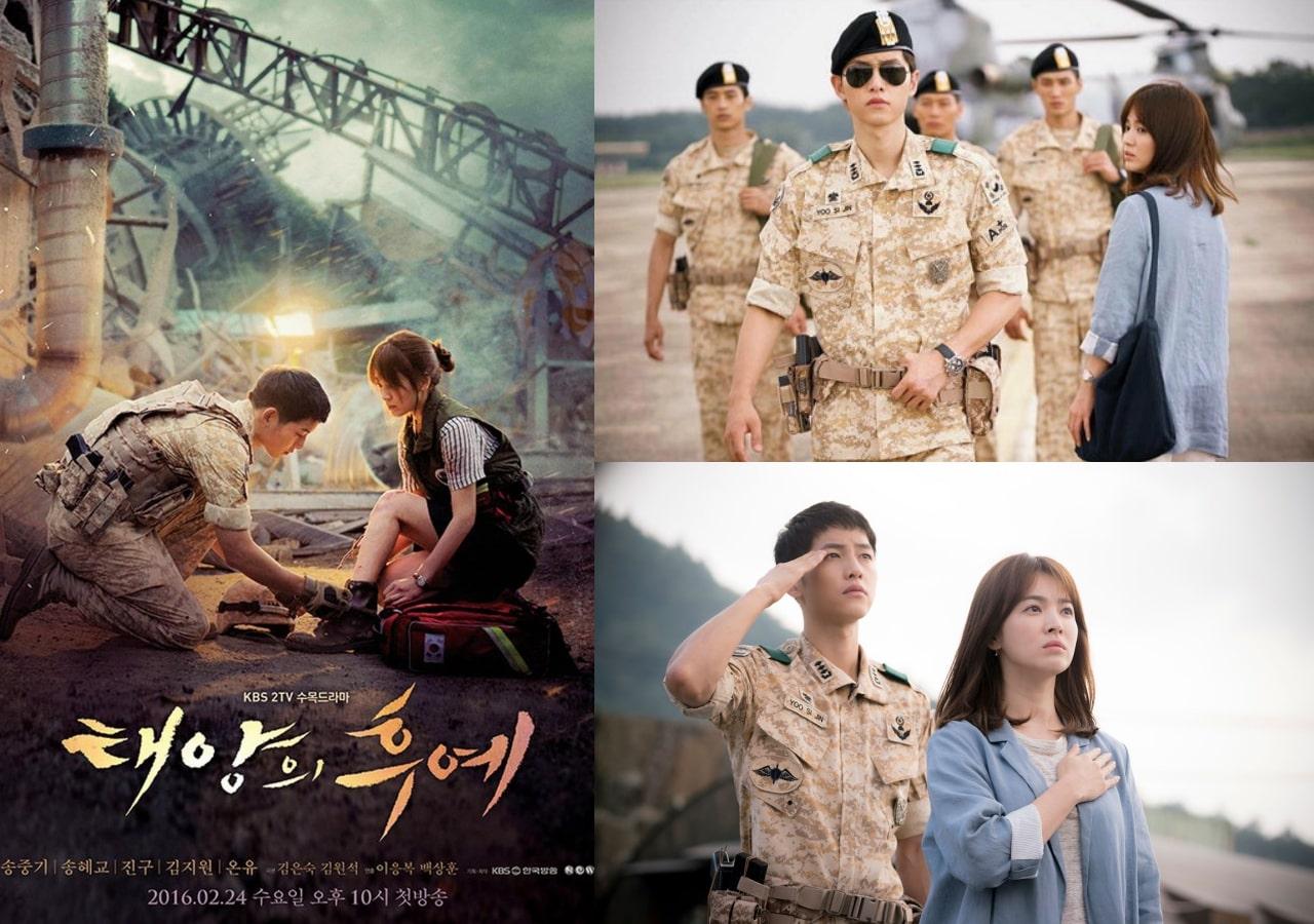 10 ซีรี่ย์เกาหลีแนว Action ลุ้นระทึก ดูมันส์ยันเช้า!