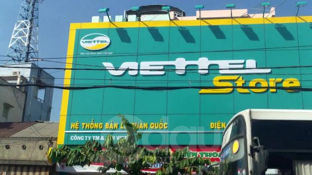 cửa hàng Viettel