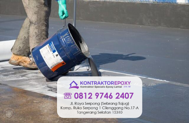 jual waterproofing Banjar