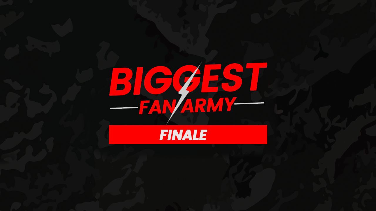 BIGGEST FANS ARMY (SIDE B)