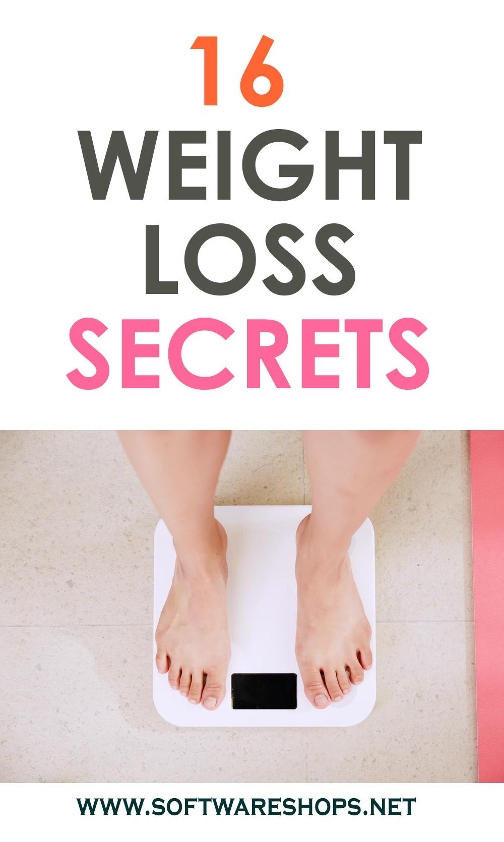 15 ways to lose weight  secrets