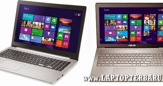 Daftar Harga Notebook Laptop ASUS Windows 8 Juli 2016