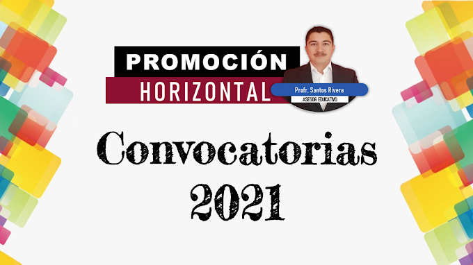 Convocatorias para la Promoción Horizontal 2021