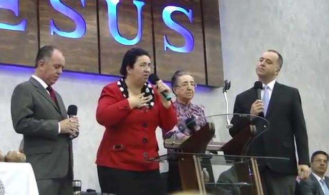 Morre missionária Zenaide Nunes, do grupo Dedos de David