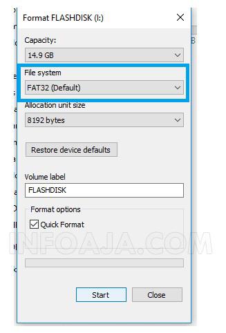 Flashdisk Minta Diformat Tapi Tidak Bisa : flashdisk, minta, diformat, tidak, Inilah, Mengatasi, Flashdisk, Minta, Format, Terus, Menerus, Komputer, Laptop, INFOAJA.COM