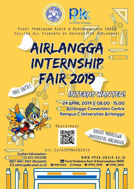 Job Fair Universitas Airlangga