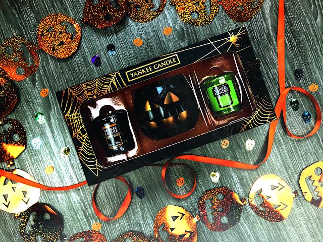 Yankee Candle: The Halloween Edit.