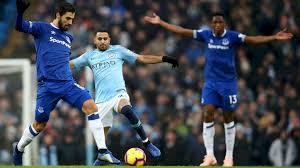 مشاهدة مباراة مانشستر سيتي وإيفرتون بث مباشر اليوم 1-1-2020 في الدوري الانجليزي