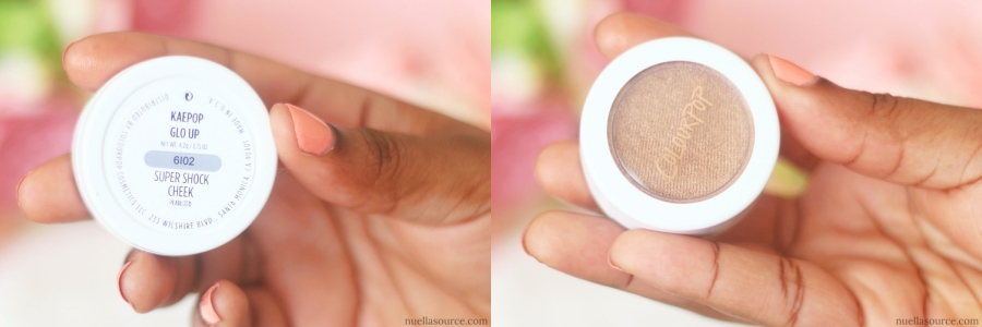 Colourpop super shock highlighter glo up