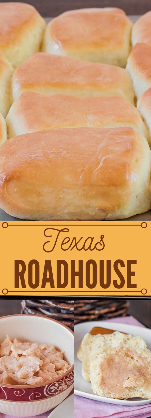 Texas Roadhouse Rolls #rolls #dinner #texas #healthyrecipes #lunch