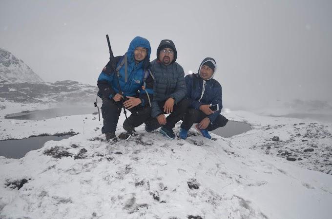 Pachpokhari Trekking Trail Explained