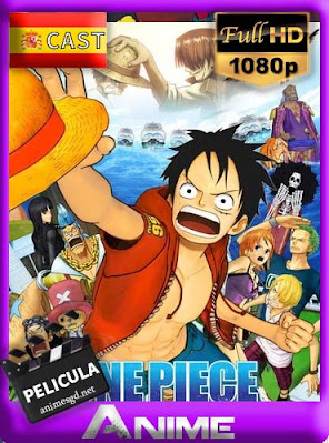 One Piece 11 – 3D: Persecucion del Sombrero de Paja (2011) Castellano HD [1080P] [GoogleDrive] RijoHD