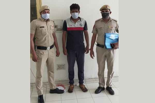 faridabad-police-arrested-snatching-accused-news-in-hindi