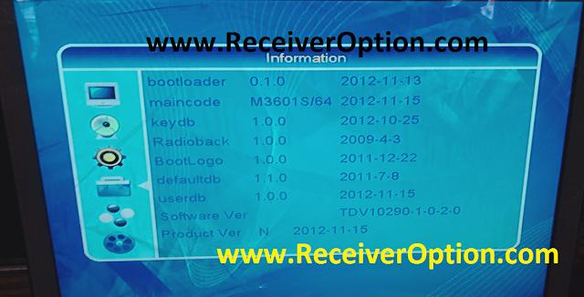 ALI3601_REV5.7_2 BOARD TYPE HD RECEIVER DUMP FILE