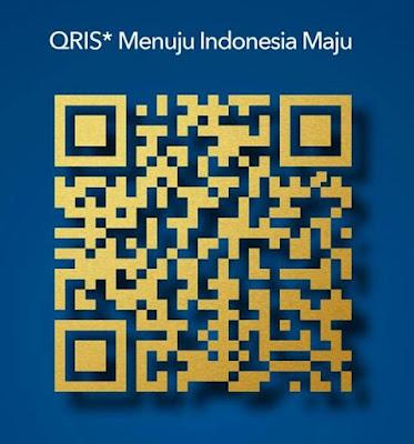qris qr standar bank indonesia