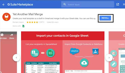 How to Send Bulk Emails from Gmail | Mail Merge Gmail