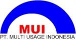 INFO Lowongan Kerja 2019 Untuk PT.Multi Usage Indonesia