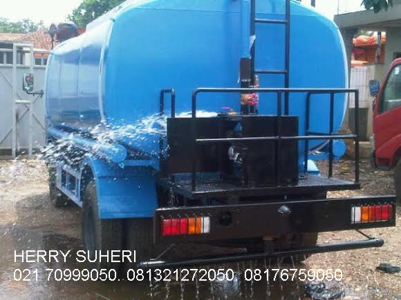 kredit dp ringan mobil tangki air - 5000 liter - 8000 liter - 2019