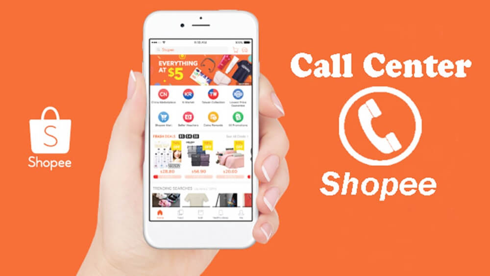 Daftar Call Center Shopee Official
